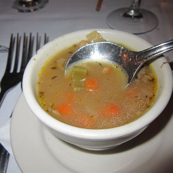 Vegetable Soup - Bravo Brasserie - Providence, Providence, RI