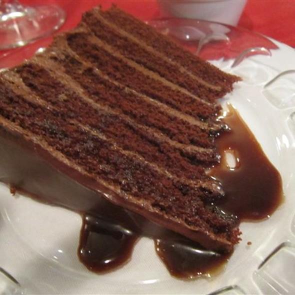Chocolate Cake - Bravo Brasserie - Providence, Providence, RI