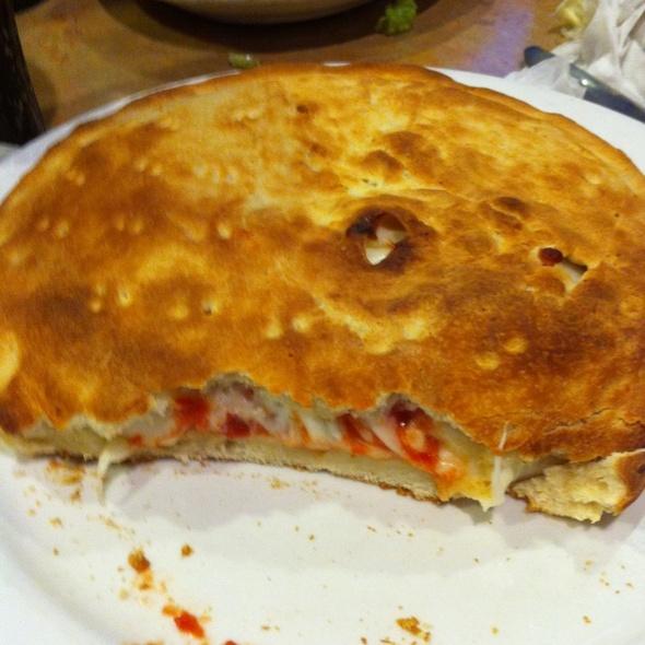 Calzone - La Bella Pizza, Chula Vista, CA
