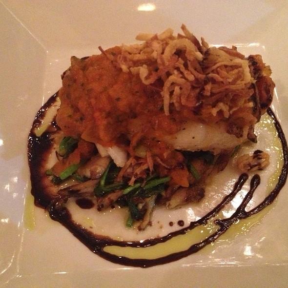 Baked Chilean Sea Bass - Bice Cucina FKA Bistro Milano, New York, NY
