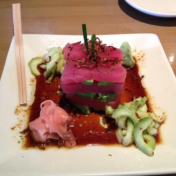 Ahi Tuna Stack - Salt Creek Grille - El Segundo, El Segundo, CA