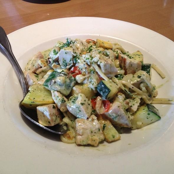 Basil Pesto Chicken Pasta - Salt Creek Grille - El Segundo, El Segundo, CA