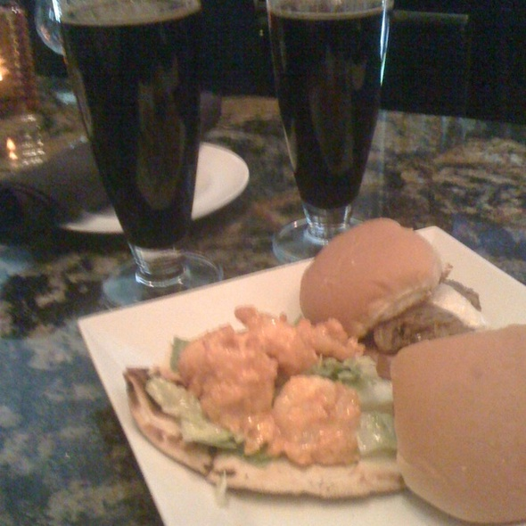 Bell's Russian Stout & Tapas  - Mesh Restaurant, Indianapolis, IN