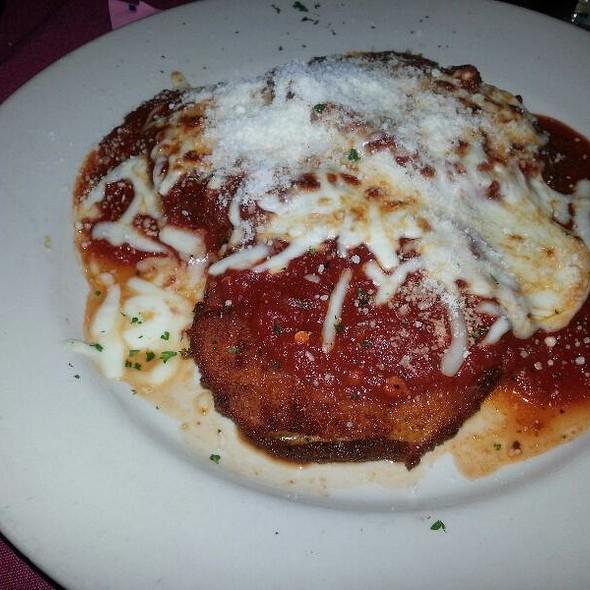 Eggplant Parm - Vincent's Italian Cuisine - Uptown New Orleans, New Orleans, LA