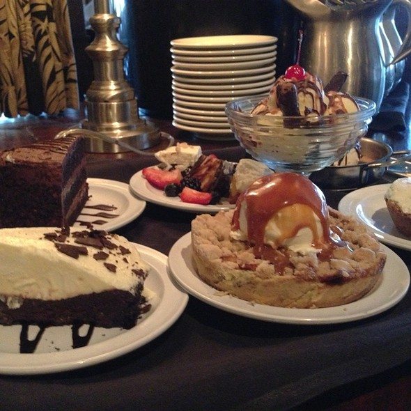 Huge Dessert Tray - Wildfire - Oak Brook, Oak Brook, IL
