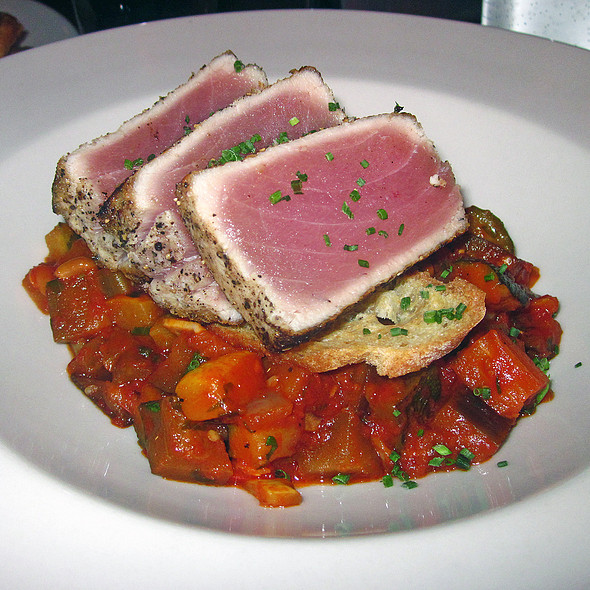 Seared Ahi Tuna - Jane, New York, NY