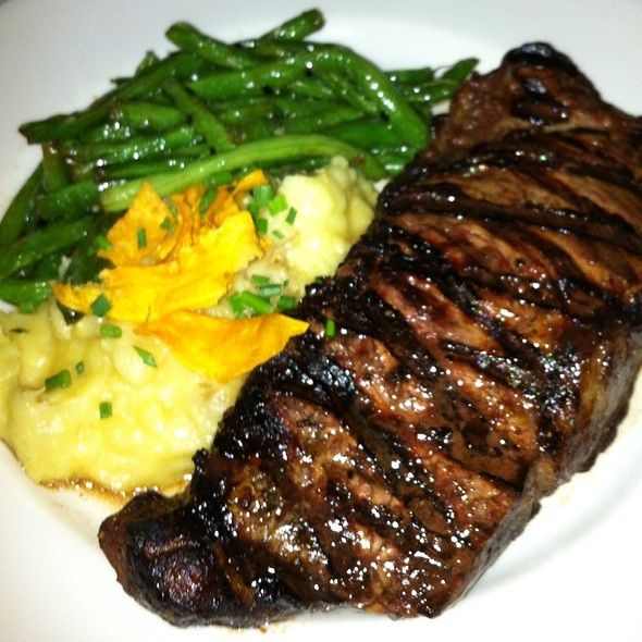 NY Strips Steak 12oz - Chart House - Tampa, Tampa, FL