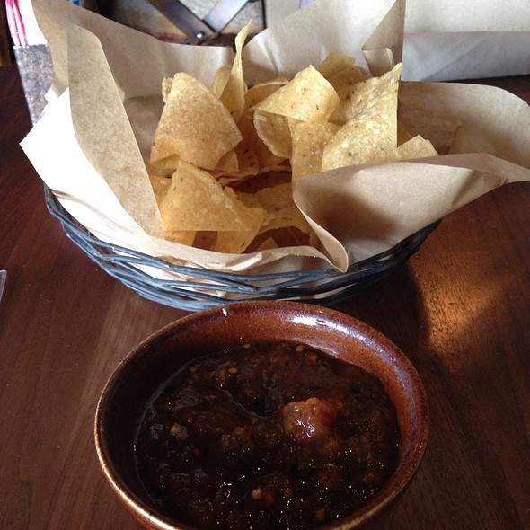 Chips and Salsa - Meso Maya - Preston Forest, Dallas, TX