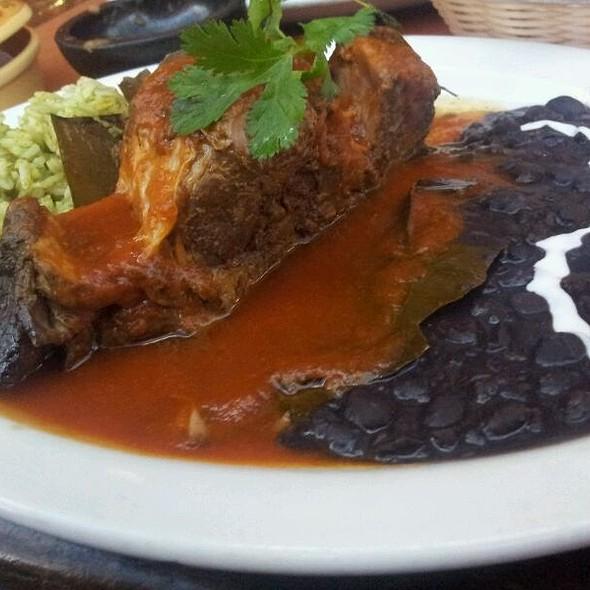 Santa Rosa Pork Barbacoa - Cañonita, Las Vegas, NV