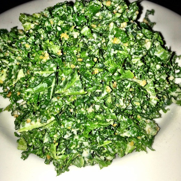 Kale Salad - Barbuto, New York, NY