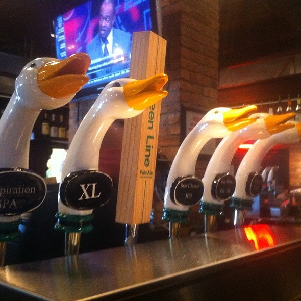 Goose Taps - Goose Island Brewery, Chicago, IL