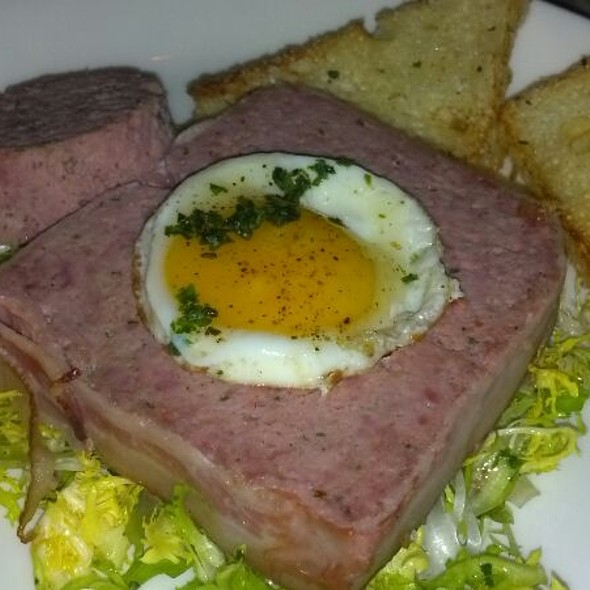 Egg In A Hole Pate - The Happy Gnome, Saint Paul, MN
