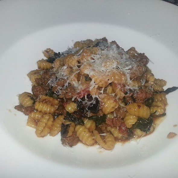 Cavatelli Pasta - The Pluckemin Inn, Bedminster, NJ