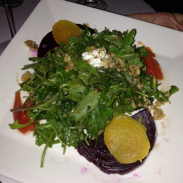 Roasted Beet Salad - New Sheridan Chop House, Telluride, CO