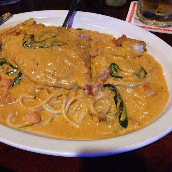 Tilapia And Shrimp Mix La Rosa - Dino's Italian Restaurant & Lounge - Corbin, Corbin, KY
