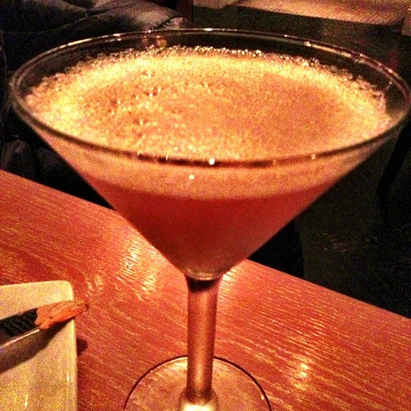 Ack Martini - MET Back Bay, Boston, MA