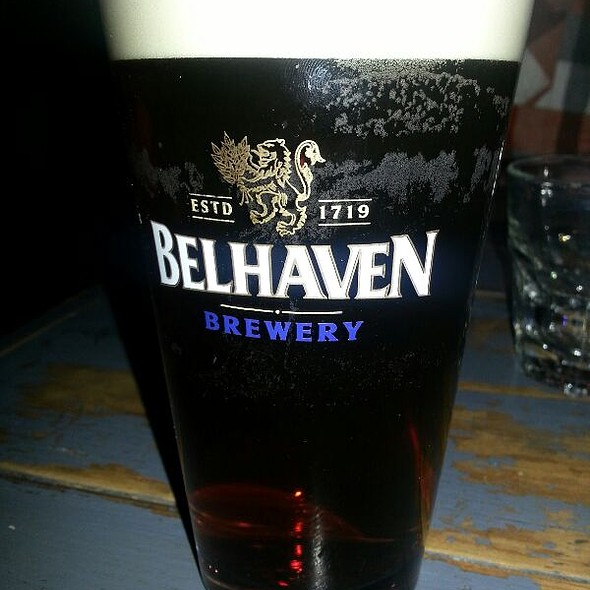 Belhaven Scottish Ale - The Haven, Jamaica Plain, MA