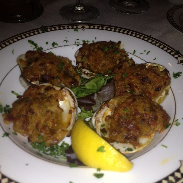 Clams On The Casino  - Bella Tori at the Mansion, Langhorne, PA