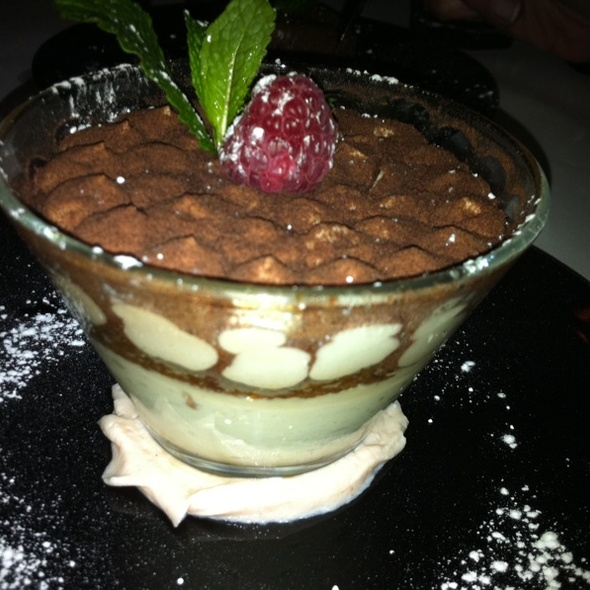 Tiramisu - Taranta, Boston, MA