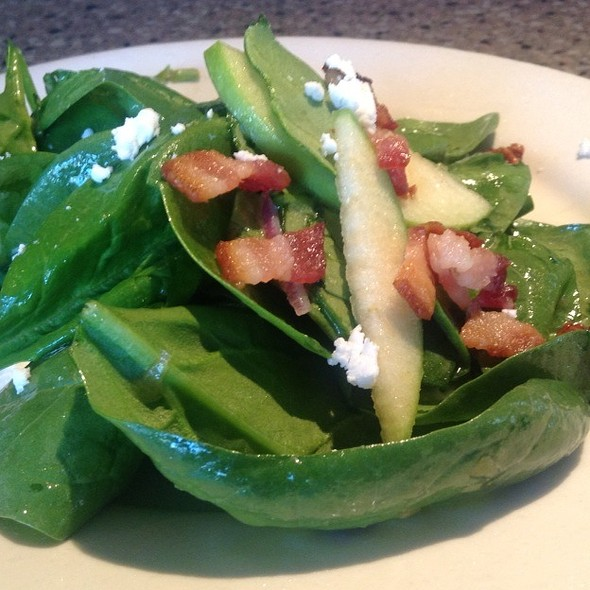 Spinach Salad - Mitchell's Fish Market - Winter Park, Winter Park, FL