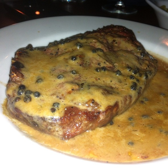 NY Ribeye Steak - Herbs and Rye, Las Vegas, NV