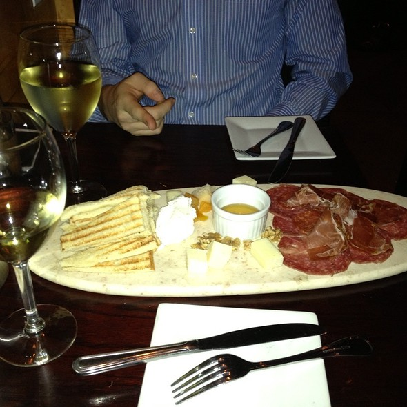 Cheese And Assorted Meat Plate - Vero Uptown, New York, NY