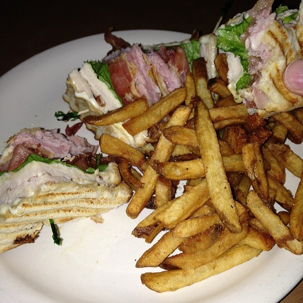 Club Panini - Binkley's Kitchen & Bar, Indianapolis, IN