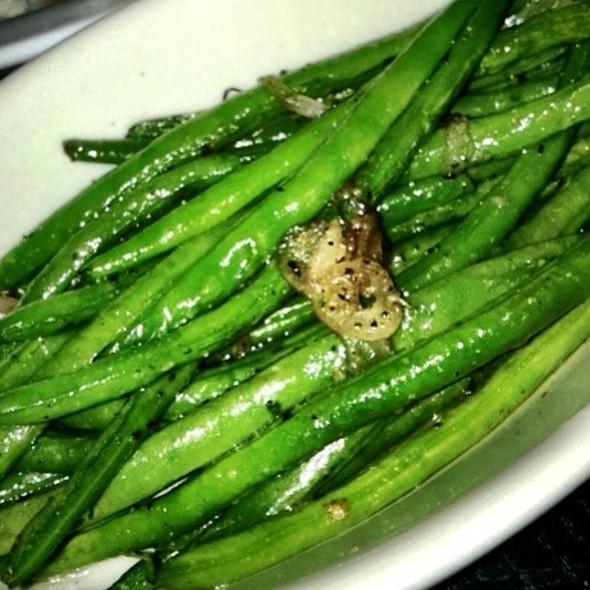 Sauteed Green Beans - SouthWest NY, New York, NY