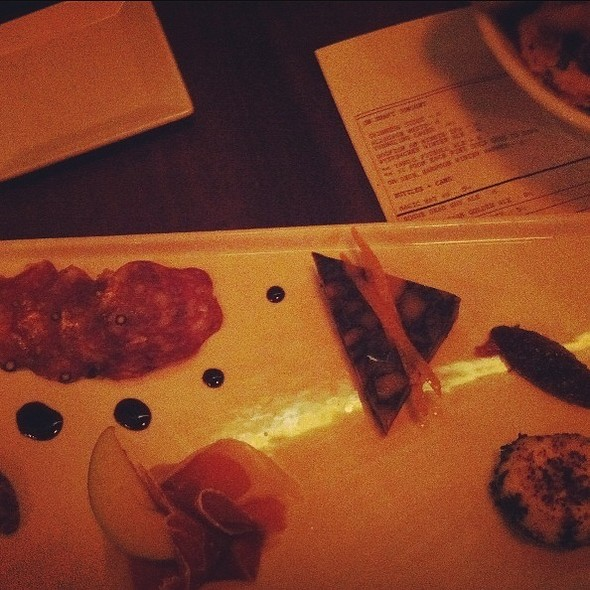Cheese and charcuterie plate - Serrano, Philadelphia, PA