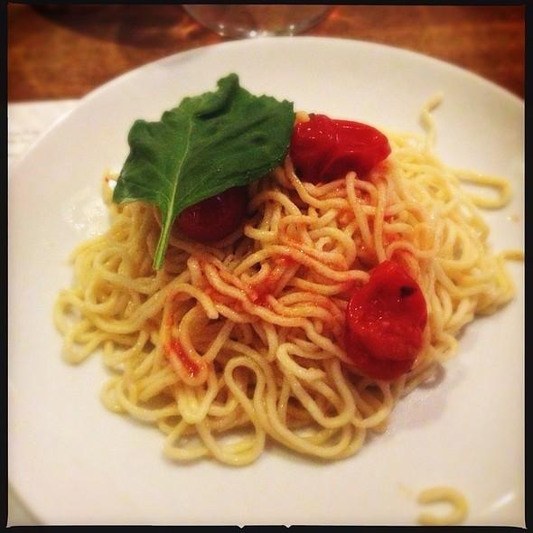 Spaghetini Campana - Novo Pizzeria & Wine Bar, Vancouver