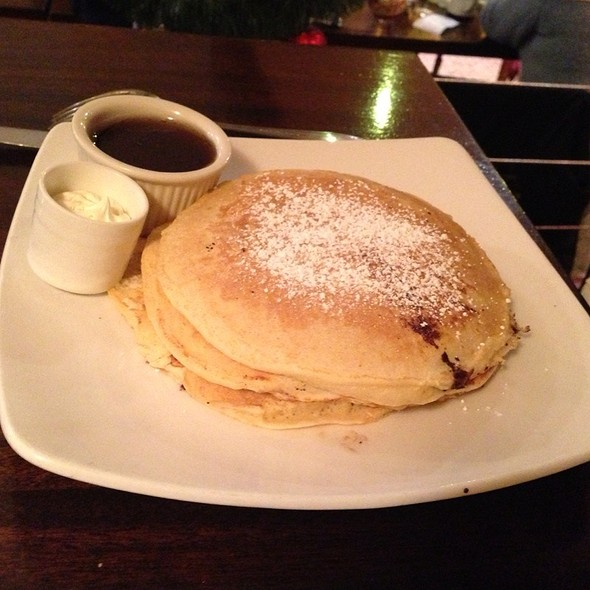 pancakes - Cinema Cafe 34th Street, New York, NY