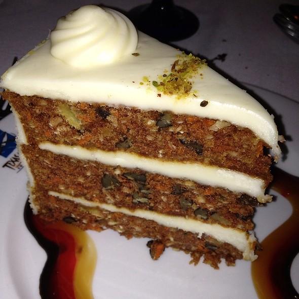 Carrot Cake - Texas de Brazil - Las Vegas, Las Vegas, NV