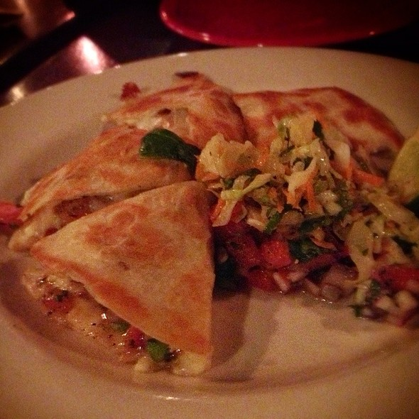 Shrimp Quesadilla - Summer Shack, Boston, MA