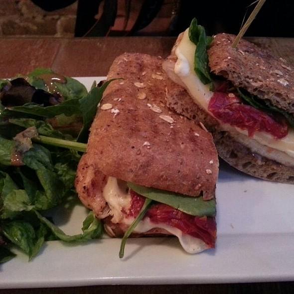 The Italiano Panini - Pure Bistro, Brooklyn, NY