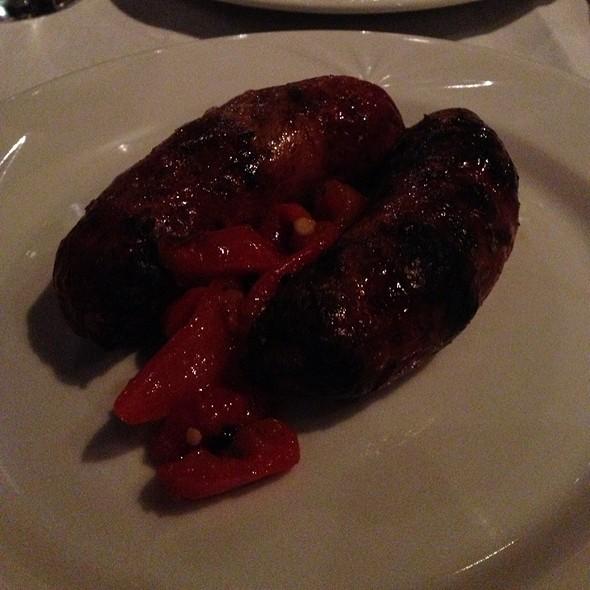 Chorizo - Graziano's Miami, Miami, FL
