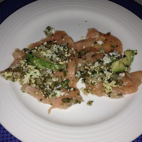 Salmon Ahumado - Bellini Restaurante Giratorio - México, México, CDMX