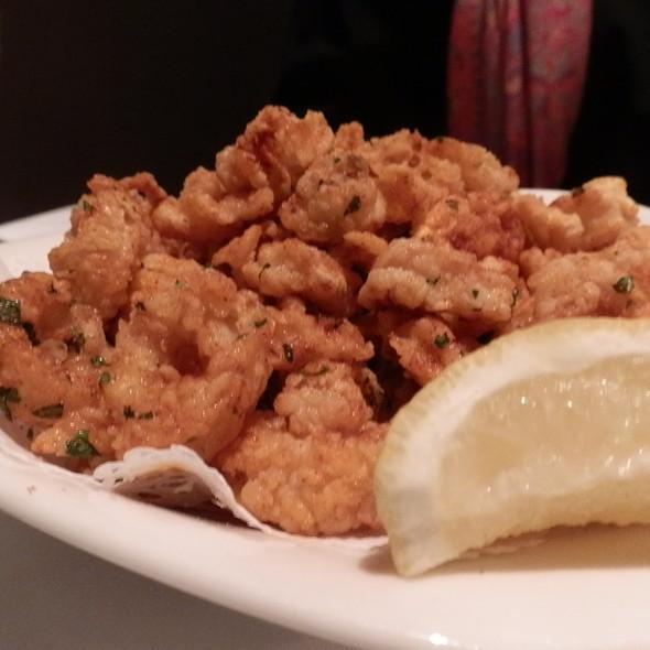 Calamari Fritti - Biba Restaurant, Sacramento, CA