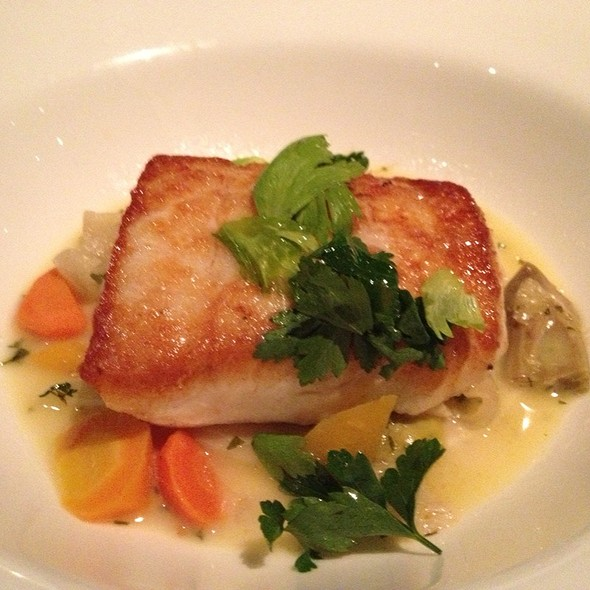 Halibut - Manzanita at The Ritz-Carlton, Lake Tahoe, Truckee, CA