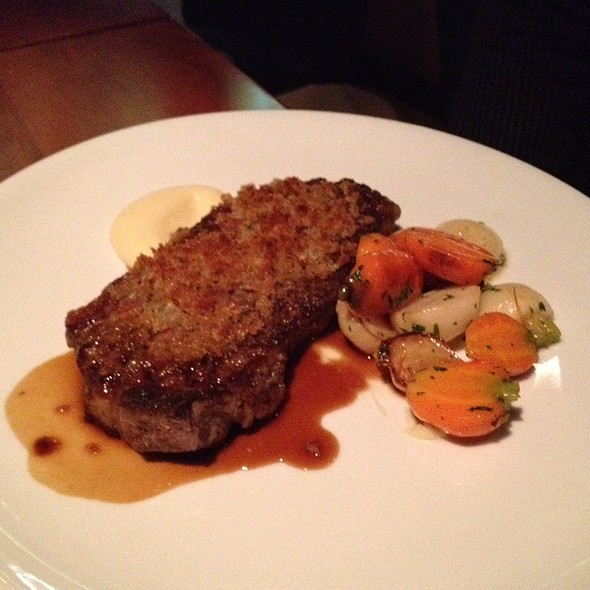 Steak - Manzanita at The Ritz-Carlton, Lake Tahoe, Truckee, CA