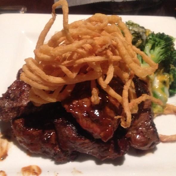 BBQ Steak Tips - West on Centre, West Roxbury, MA