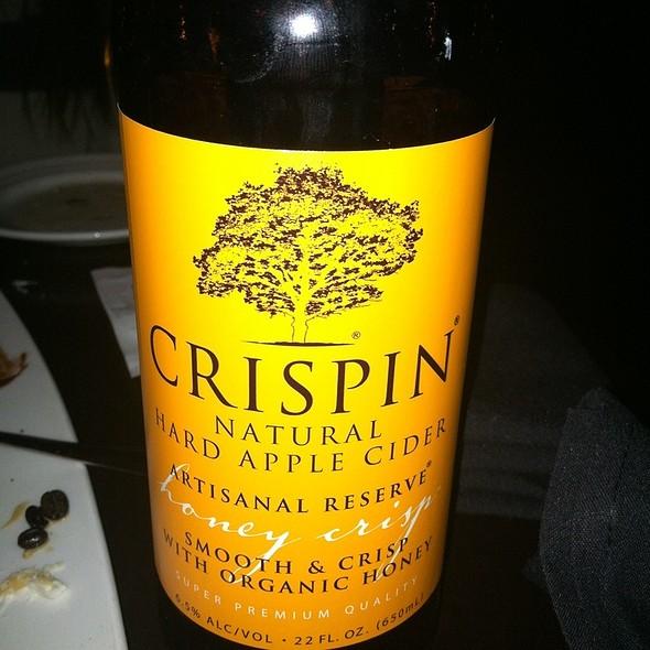 Crispin Hard Natural Cider - Victoria Gastro Pub, Columbia, MD