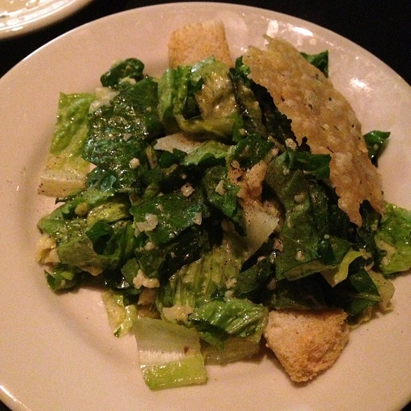 Caesar Salad - Prime Steak House & Piano Bar, Park City, UT