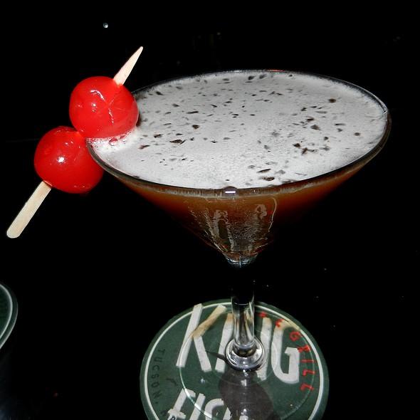Manhattan - Kingfisher Bar & Grill, Tucson, AZ