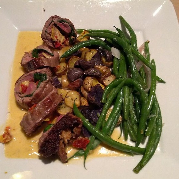 Flank Steak & House Special - Epic Casual Dining, Midvale, UT