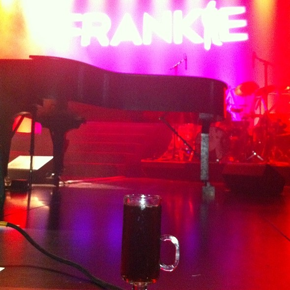 Coffee At Frankie Moreno Show - McCall's Heartland Grill – Stratosphere Hotel, Las Vegas, NV