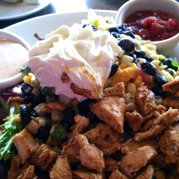 Southwestern Cajun Chicken Salad - Chocolate Avenue Grill, Hershey, PA