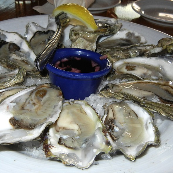 Oysters - Ray's Boathouse, Seattle, WA