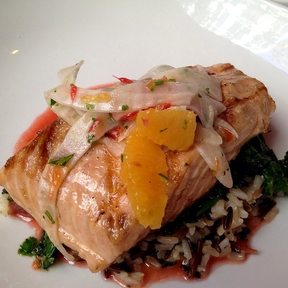 Salmon - Town Hall, San Francisco, CA