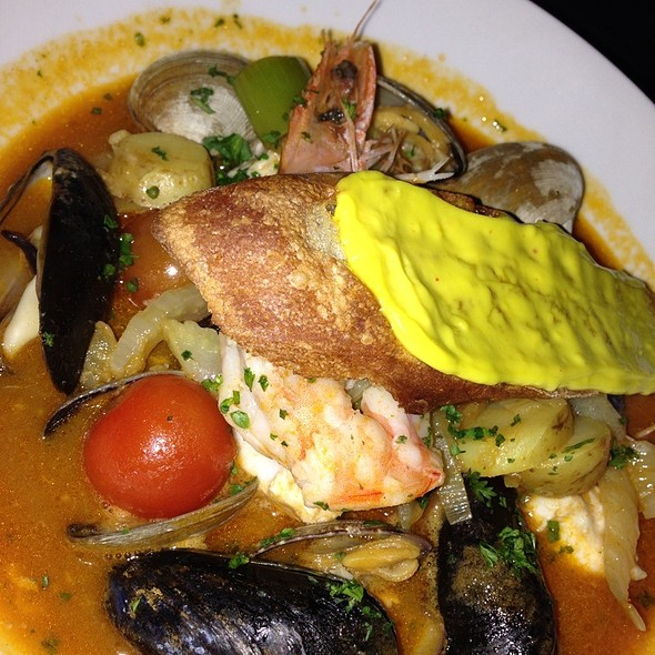 Bouillabaisse - Church & State, Los Angeles, CA