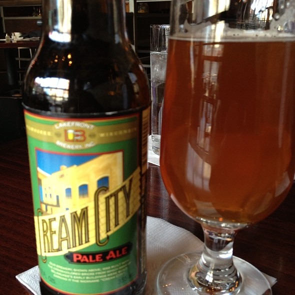 Lakefront Cream City Ale - Swig, Milwaukee, WI